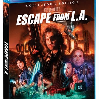 Escape From L.A. Gets Special Edition Blu-ray From Scream Factory