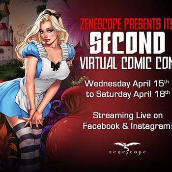 Zenescope Announces Virtual Comic Con Wants Comic Shops to Profit