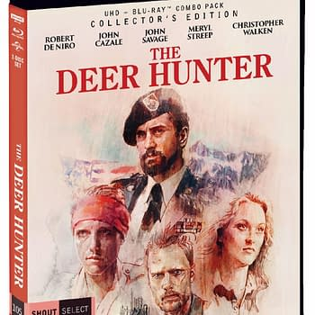 The Deer Hunter Hits 4K For First Time From Shout Factory