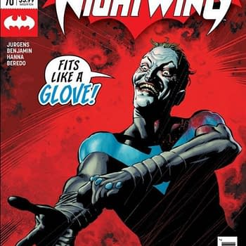 Nightwing #70 Allocated &#8211 the Latest From UCS and Lunar Comics