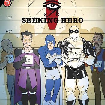 Villains Seeking Hero #1-5 Drops on ComiXology This Week