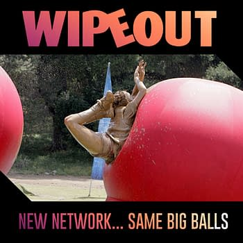 Wipeout Return Means The Big Balls Are Now TBS Bound