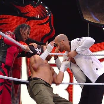 WrestleMania 36 Results Daniel Bryan vs Sami Zayn