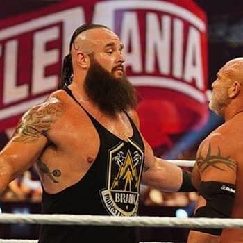 WrestleMania 36 Results Braun Strowman vs Universal Champion Goldberg