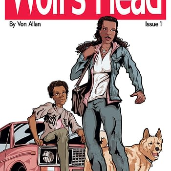 Von Allans Wolfs Head Hits ComiXology