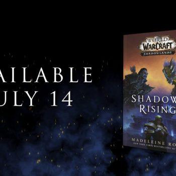 World Of Warcraft Shadows Rising Promo