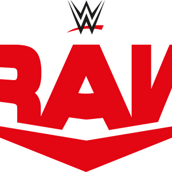 The official logo for WWE Monday Night Raw. Credit: WWE.