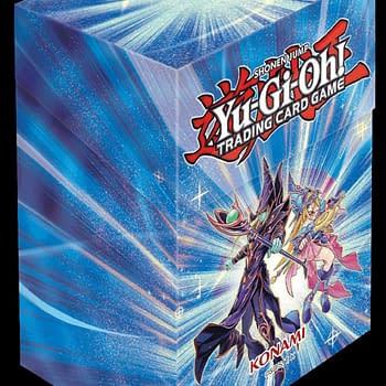 Konami Unveils New Yu-Gi-Oh TCG The Dark Magicians Accessories