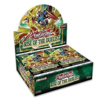 Yu-Gi-Oh TCG Ride Of The Duelist