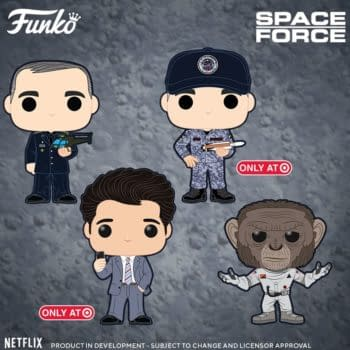 Space Force is Ready for Take Off with Upcoming Funko Pops