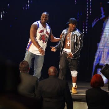Shad Gaspard (left) and JTG (right) as Cryme Tyme, photo by RajOMac / CC BY-SA (https://creativecommons.org/licenses/by-sa/3.0)