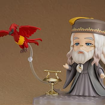 Dumbledore Brings the Magic with New Nendoroid from Good Smile