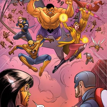 Yellow Hulk Pushes IDW Avengers #10 to $46 on eBay But What About #9