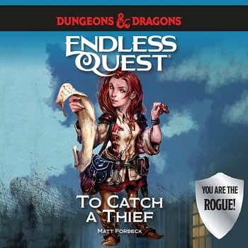 Dreamscape Media Reveals Dungeons &#038 Dragons Interactive Audiobooks