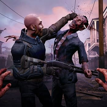 The Walking Dead: Saints &#038 Sinners Now Available On PlayStation VR