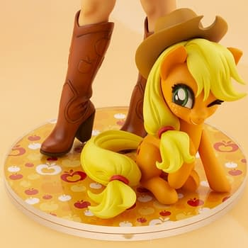 My Little Pony Applejack Becomes Human with Hasbro and Kotobukiya