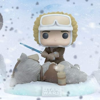 Han Solo Embraces Hoth with New Deluxe Star Wars Funko Pop