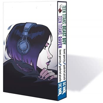 Kami Garcia and Gabriel Picolos Teen Titans Get Hardcovers