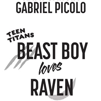 SCOOP: Beast Boy Loves Raven Graphic Novel by Kami Garcia and Gabriel Picolo