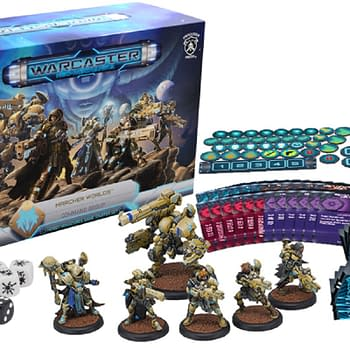 Privateer Press Releasing Warcaster Starter Sets In August