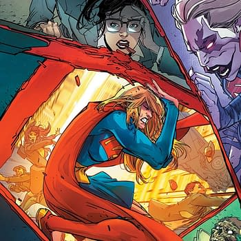 DC Relegates Final Two Issues of Supergirl to Digital-Only