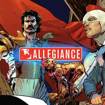 Sticker Shock For Red Rooster and Other Allegiance Arts Comics