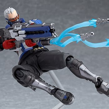 Overwatch Solider 76 is Reporting for Duty with Good Smile Company