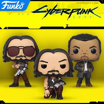Cyberpunk 2077 Funko Pops Are Officially Revealed
