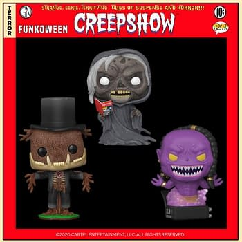 Creepshow Brings the Thrills for Funkoween with Funko Pops
