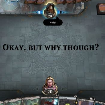 Opinion: On The Nature Of Emotes In Magic: The Gathering: Arena