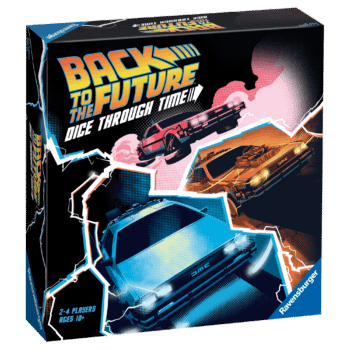 Ravensburger Announces Back To The Future Board Game!