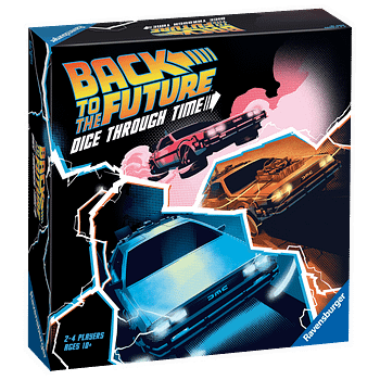 Ravensburger Announces Back To The Future Board Game