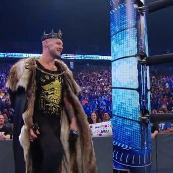 WWE Star Baron Corbin is the Ratings King of Friday Nights