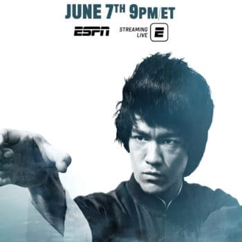 Poster For ESPN 30 For 30 Bruce Lee Film Be Water Debuts