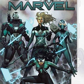 Marvel August 2020 Full Solicitations