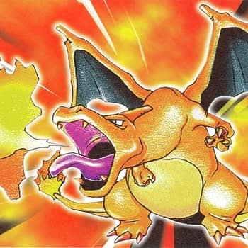 Rare First Edition Base Set Charizard Pokémon Card On Auction