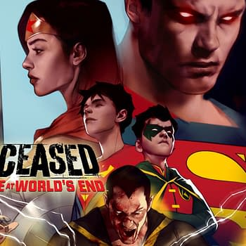 DC Comics Published New Digital-First DCeased Comic Starting Today