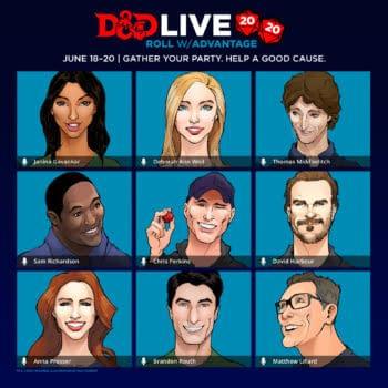 D&D Live 2020 Embargoed News