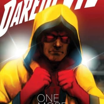 Garcia and Mooneyham Replace Chris Sprouse for Daredevil One More Day