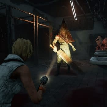 Dead By Daylight's Next Killer Is Pyramidhead From Silent Hill