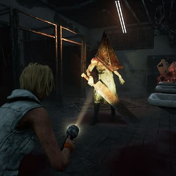 Dead By Daylights Next Killer Is Pyramid Head From Silent Hill