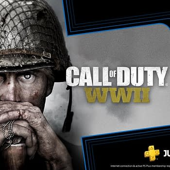 Call Of Duty: WWII Joins June PlayStation Plus Lineup