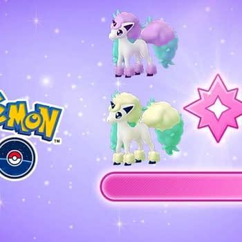 Shiny Galarian Ponyta &#038 Pancham Are Now Live In Pokémon GO