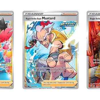 Full Art Trainers Of Pokémon TCG: Battle Styles Part 2