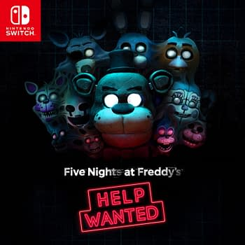Five Nights At Freddys: Help Wanted Launches On Nintendo Switch