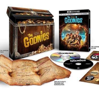 The Goonies Gets A Huge 4K Blu-ray Set From Warner Bros.