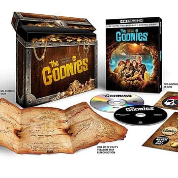 The Goonies Gets A Huge 4K Blu-ray Set From Warner Bros.