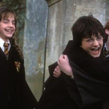 Harry Potter still. Credit Warner Bros.