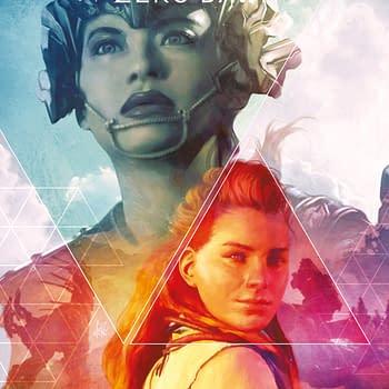 Horizon Zero Dawn Sequel in Titan Comics August 2020 Solicitations