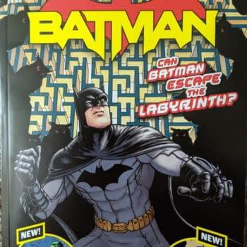 Batman Giant #5 Comes to Walmart